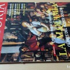 Coleccionismo de Revistas y Periódicos: LA AVENTURA DE LA HISTORIA - 8 - 89 - LA ALQUIMIA, TELON DE ACERO , SAHARA / W-401. Lote 211622526