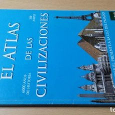 Coleccionismo de Revistas y Periódicos: EL ATLAS DE LAS CIVILIZACIONES - LE MONDE - 6000 AÑOS DE HISTORIA / W-401. Lote 211622651
