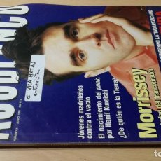 Coleccionismo de Revistas y Periódicos: AJOBLANCO - 34 - 1991 - ESPECIAL LITERATURA - MORRISSEY / W-401. Lote 211622705