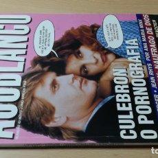 Coleccionismo de Revistas y Periódicos: AJOBLANCO 42 1992 - CULEBRON O PORNOGRAFIA - ABSTENCIONISMO / W-401. Lote 211622929