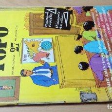 Coleccionismo de Revistas y Periódicos: EL VIEJO TOPO 27 - 1978 / W-401. Lote 211622987
