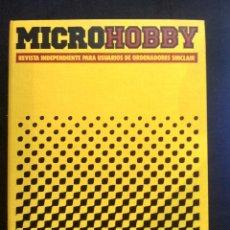 Coleccionismo de Revistas y Periódicos: REVISTAS MICROHOBBY DEL 21 AL 40 CON CASETTES Y ARCHIVADOR. Lote 211623642