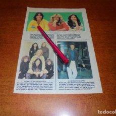 Coleccionismo de Revistas y Periódicos: CLIPPING DE 1980: LOS ÁNGELES DE CHARLIE. BALLET DE APLAUSO. ROBIN ELLIS (POLDARK). Lote 211627666
