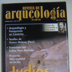 Coleccionismo de Revistas y Periódicos: REVISTA DE ARQUEOLOGÍA Nº 276. Lote 211642733
