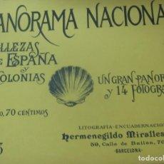 Coleccionismo de Revistas y Periódicos: PANORAMA NACIONAL BELLEZAS DE ESPAÑA Y SUS COLONIAS N° 3. Lote 211684824