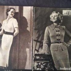 Coleccionismo de Revistas y Periódicos: AIDEAS REVISTA MENSUAL DE LABORES FEBRERO Y SEPTIEMBRE 1936. Lote 211686013