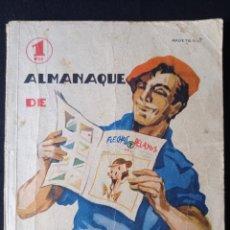 Coleccionismo de Revistas y Periódicos: ALMANAQUE DE FLECHAS Y PELAYOS 1940 #LEA#DESCRIPCION# MAS ARTÍCULOS EN MI PÁGINA. Lote 211698348
