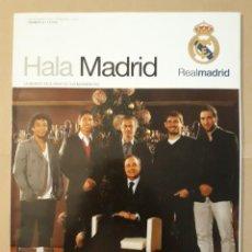Coleccionismo de Revistas y Periódicos: REVISTA HALA MADRID N° 41. DICIEMBRE 2011-FEBRERO 2012. Lote 211798281