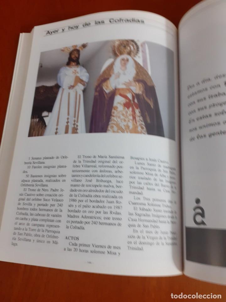 Coleccionismo de Revistas y Periódicos: Revista La Saeta Semana Santa 1988 - Foto 3 - 211838037