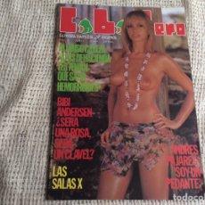 Coleccionismo de Revistas y Periódicos: LIB CABALLERO Nº 20 - ALFONSO CABEZA - BIBI ANDERSEN - PERLA BLOND - PAJARES - (REVISTA EROTICA. Lote 267508629