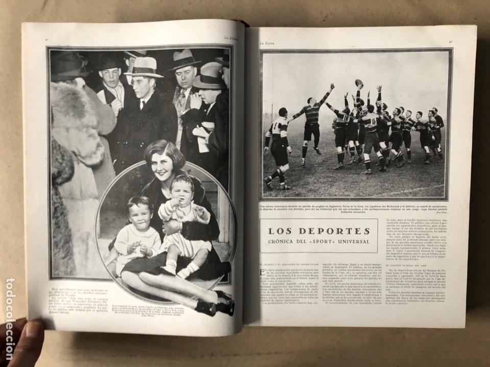 Coleccionismo de Revistas y Periódicos: LA ESFERA ILUSTRACIÓN MUNDIAL (1927). LOTE DE 16 REVISTAS ENCUADERNADAS. - Foto 4 - 211900152