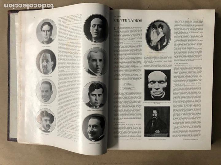 Coleccionismo de Revistas y Periódicos: LA ESFERA ILUSTRACIÓN MUNDIAL (1927). LOTE DE 16 REVISTAS ENCUADERNADAS. - Foto 7 - 211900152