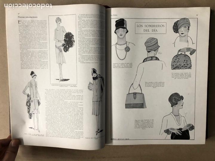 Coleccionismo de Revistas y Periódicos: LA ESFERA ILUSTRACIÓN MUNDIAL (1927). LOTE DE 16 REVISTAS ENCUADERNADAS. - Foto 8 - 211900152