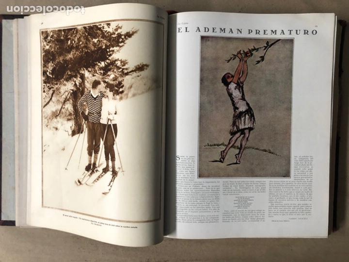 Coleccionismo de Revistas y Periódicos: LA ESFERA ILUSTRACIÓN MUNDIAL (1927). LOTE DE 16 REVISTAS ENCUADERNADAS. - Foto 10 - 211900152