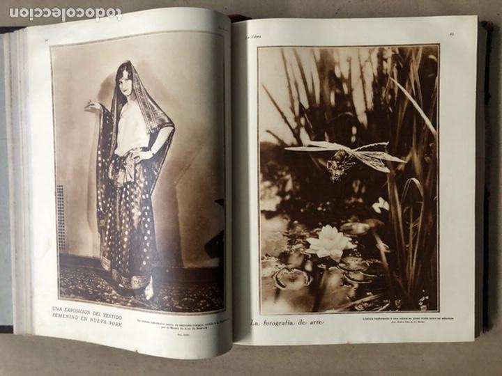 Coleccionismo de Revistas y Periódicos: LA ESFERA ILUSTRACIÓN MUNDIAL (1927). LOTE DE 16 REVISTAS ENCUADERNADAS. - Foto 14 - 211900152