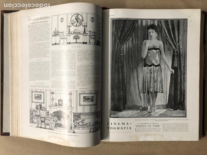 Coleccionismo de Revistas y Periódicos: LA ESFERA ILUSTRACIÓN MUNDIAL (1927). LOTE DE 16 REVISTAS ENCUADERNADAS. - Foto 16 - 211900152