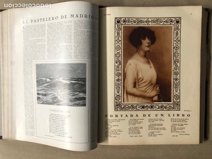 Coleccionismo de Revistas y Periódicos: LA ESFERA ILUSTRACIÓN MUNDIAL (1927). LOTE DE 16 REVISTAS ENCUADERNADAS. - Foto 20 - 211900152