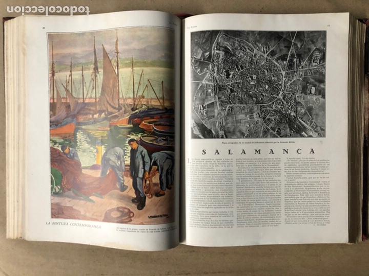 Coleccionismo de Revistas y Periódicos: LA ESFERA ILUSTRACIÓN MUNDIAL (1927). LOTE DE 16 REVISTAS ENCUADERNADAS. - Foto 22 - 211900152