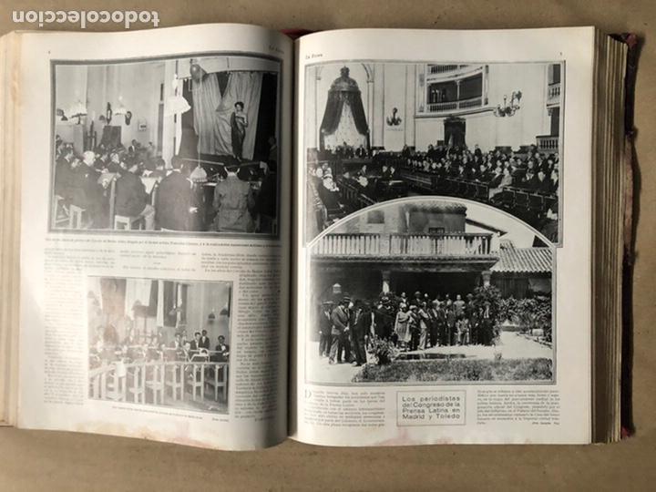Coleccionismo de Revistas y Periódicos: LA ESFERA ILUSTRACIÓN MUNDIAL (1927). LOTE DE 16 REVISTAS ENCUADERNADAS. - Foto 26 - 211900152