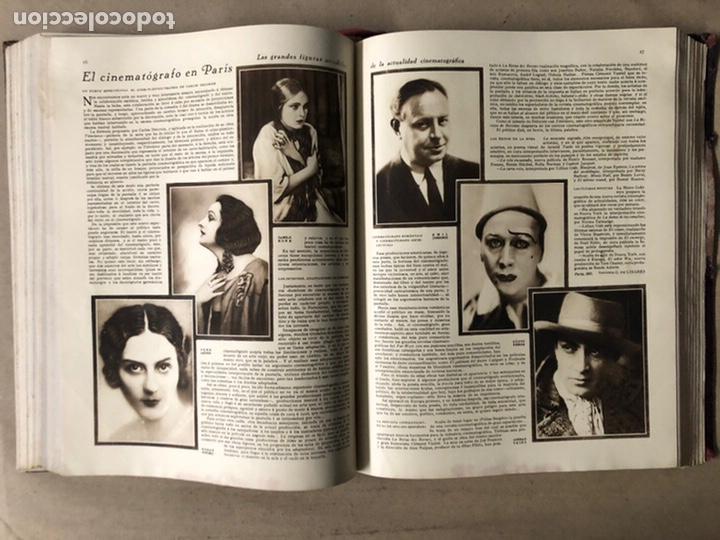 Coleccionismo de Revistas y Periódicos: LA ESFERA ILUSTRACIÓN MUNDIAL (1927). LOTE DE 16 REVISTAS ENCUADERNADAS. - Foto 28 - 211900152