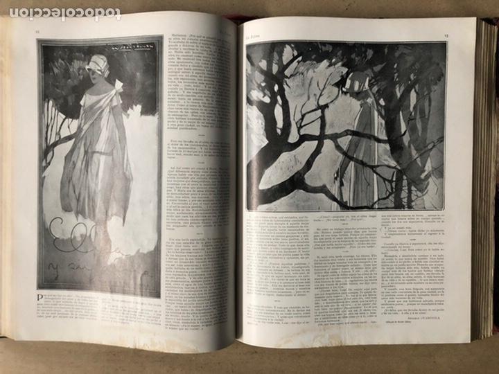 Coleccionismo de Revistas y Periódicos: LA ESFERA ILUSTRACIÓN MUNDIAL (1927). LOTE DE 16 REVISTAS ENCUADERNADAS. - Foto 31 - 211900152