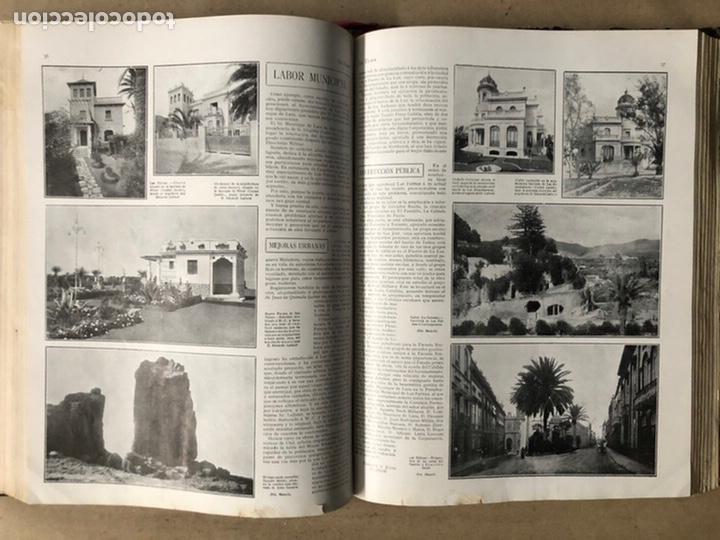 Coleccionismo de Revistas y Periódicos: LA ESFERA ILUSTRACIÓN MUNDIAL (1927). LOTE DE 16 REVISTAS ENCUADERNADAS. - Foto 35 - 211900152