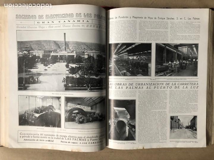 Coleccionismo de Revistas y Periódicos: LA ESFERA ILUSTRACIÓN MUNDIAL (1927). LOTE DE 16 REVISTAS ENCUADERNADAS. - Foto 36 - 211900152
