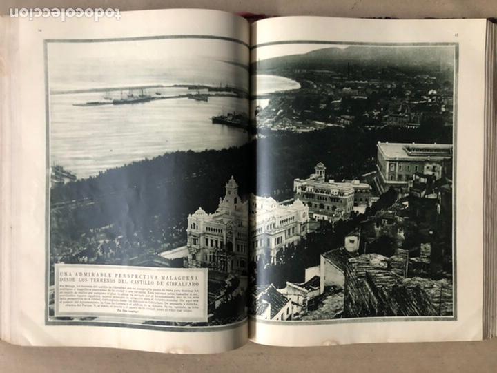 Coleccionismo de Revistas y Periódicos: LA ESFERA ILUSTRACIÓN MUNDIAL (1927). LOTE DE 16 REVISTAS ENCUADERNADAS. - Foto 39 - 211900152