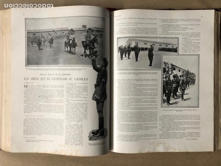 Coleccionismo de Revistas y Periódicos: LA ESFERA ILUSTRACIÓN MUNDIAL (1927). LOTE DE 16 REVISTAS ENCUADERNADAS. - Foto 43 - 211900152