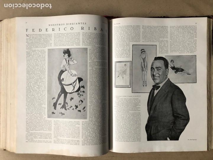 Coleccionismo de Revistas y Periódicos: LA ESFERA ILUSTRACIÓN MUNDIAL (1927). LOTE DE 16 REVISTAS ENCUADERNADAS. - Foto 45 - 211900152