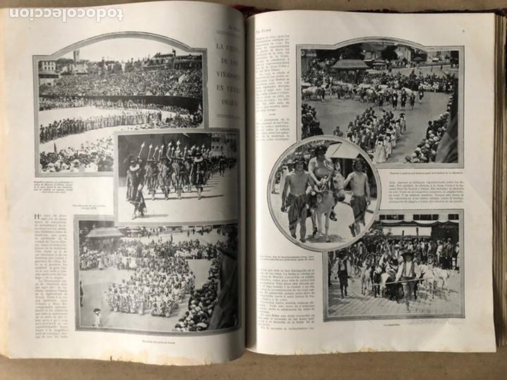 Coleccionismo de Revistas y Periódicos: LA ESFERA ILUSTRACIÓN MUNDIAL (1927). LOTE DE 16 REVISTAS ENCUADERNADAS. - Foto 48 - 211900152