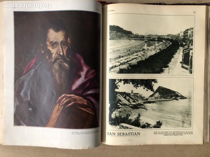 Coleccionismo de Revistas y Periódicos: LA ESFERA ILUSTRACIÓN MUNDIAL (1927). LOTE DE 16 REVISTAS ENCUADERNADAS. - Foto 49 - 211900152