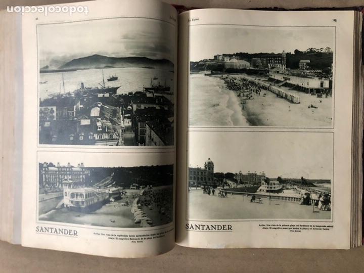 Coleccionismo de Revistas y Periódicos: LA ESFERA ILUSTRACIÓN MUNDIAL (1927). LOTE DE 16 REVISTAS ENCUADERNADAS. - Foto 50 - 211900152