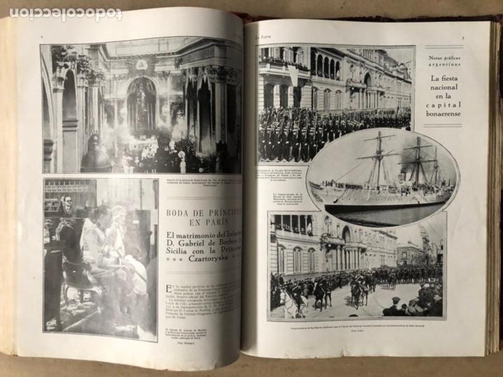 Coleccionismo de Revistas y Periódicos: LA ESFERA ILUSTRACIÓN MUNDIAL (1927). LOTE DE 16 REVISTAS ENCUADERNADAS. - Foto 52 - 211900152