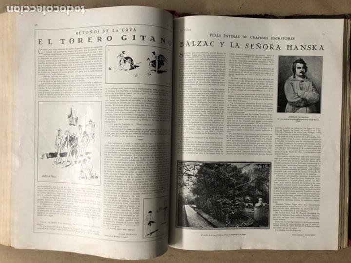 Coleccionismo de Revistas y Periódicos: LA ESFERA ILUSTRACIÓN MUNDIAL (1927). LOTE DE 16 REVISTAS ENCUADERNADAS. - Foto 53 - 211900152
