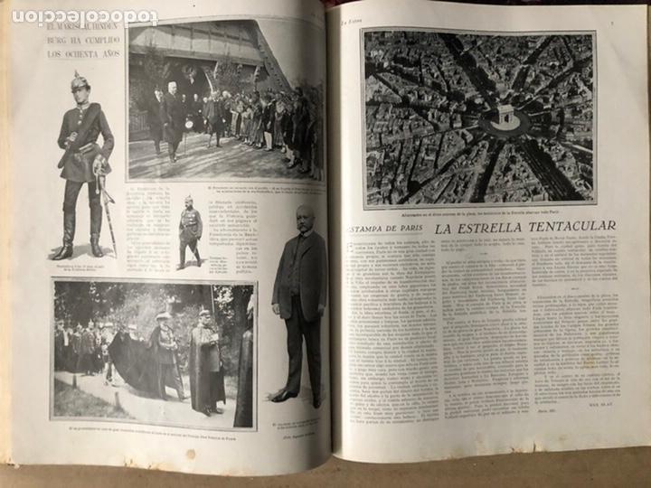 Coleccionismo de Revistas y Periódicos: LA ESFERA ILUSTRACIÓN MUNDIAL (1927). LOTE DE 16 REVISTAS ENCUADERNADAS. - Foto 56 - 211900152