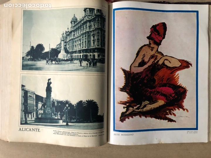 Coleccionismo de Revistas y Periódicos: LA ESFERA ILUSTRACIÓN MUNDIAL (1927). LOTE DE 16 REVISTAS ENCUADERNADAS. - Foto 57 - 211900152