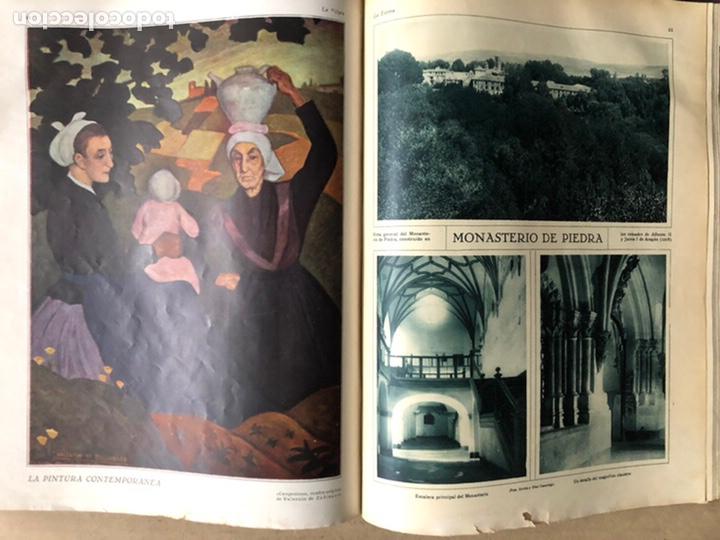 Coleccionismo de Revistas y Periódicos: LA ESFERA ILUSTRACIÓN MUNDIAL (1927). LOTE DE 16 REVISTAS ENCUADERNADAS. - Foto 60 - 211900152