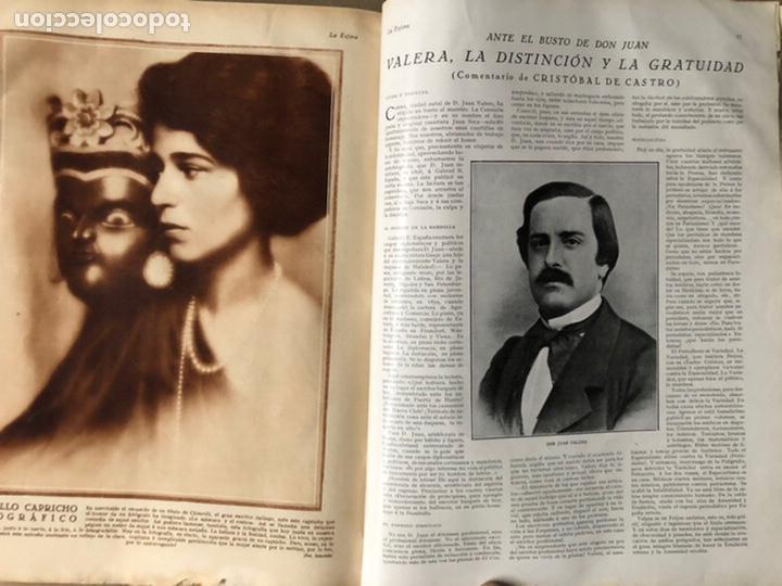 Coleccionismo de Revistas y Periódicos: LA ESFERA ILUSTRACIÓN MUNDIAL (1927). LOTE DE 16 REVISTAS ENCUADERNADAS. - Foto 62 - 211900152