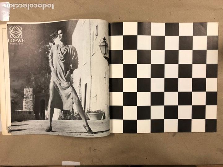 Coleccionismo de Revistas y Periódicos: INTERNACIONAL N° 1 (MADRID 1985). HISTÓRICA REVISTA FANZINE; GABINETE CALIGARI, TRUMAN CAPOTE,... - Foto 4 - 212221960