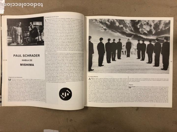 Coleccionismo de Revistas y Periódicos: INTERNACIONAL N° 1 (MADRID 1985). HISTÓRICA REVISTA FANZINE; GABINETE CALIGARI, TRUMAN CAPOTE,... - Foto 6 - 212221960