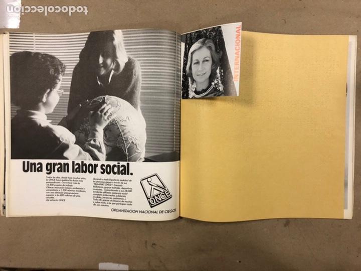 Coleccionismo de Revistas y Periódicos: INTERNACIONAL N° 1 (MADRID 1985). HISTÓRICA REVISTA FANZINE; GABINETE CALIGARI, TRUMAN CAPOTE,... - Foto 9 - 212221960