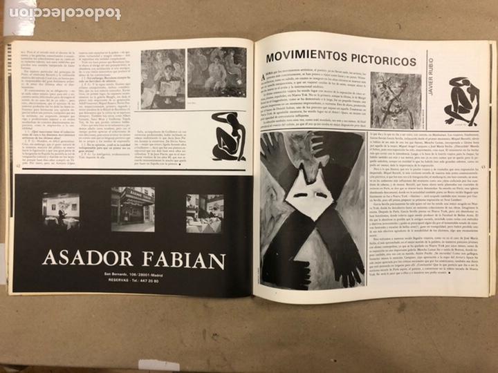 Coleccionismo de Revistas y Periódicos: INTERNACIONAL N° 1 (MADRID 1985). HISTÓRICA REVISTA FANZINE; GABINETE CALIGARI, TRUMAN CAPOTE,... - Foto 12 - 212221960