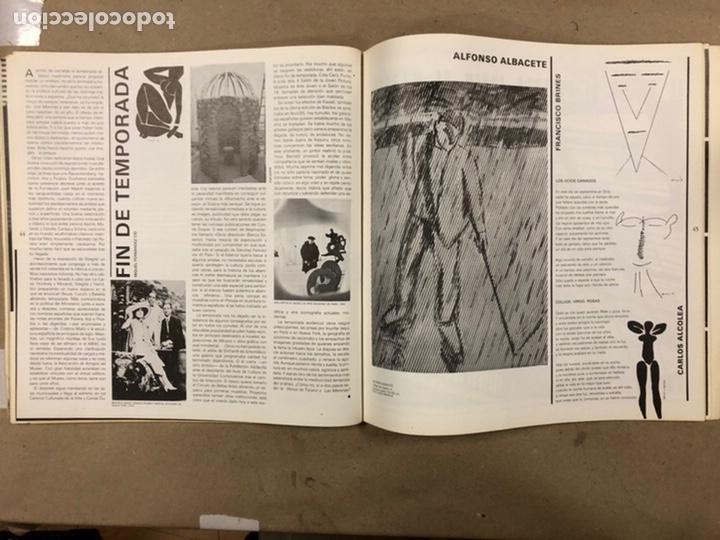 Coleccionismo de Revistas y Periódicos: INTERNACIONAL N° 1 (MADRID 1985). HISTÓRICA REVISTA FANZINE; GABINETE CALIGARI, TRUMAN CAPOTE,... - Foto 13 - 212221960