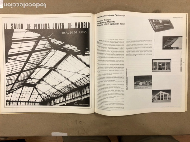 Coleccionismo de Revistas y Periódicos: INTERNACIONAL N° 1 (MADRID 1985). HISTÓRICA REVISTA FANZINE; GABINETE CALIGARI, TRUMAN CAPOTE,... - Foto 14 - 212221960