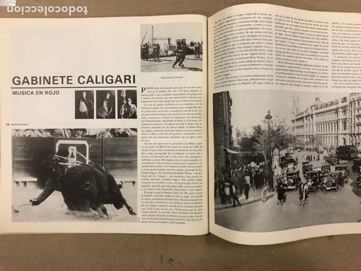 Coleccionismo de Revistas y Periódicos: INTERNACIONAL N° 1 (MADRID 1985). HISTÓRICA REVISTA FANZINE; GABINETE CALIGARI, TRUMAN CAPOTE,... - Foto 18 - 212221960