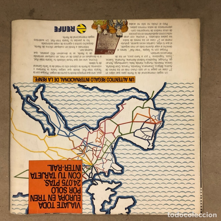 Coleccionismo de Revistas y Periódicos: INTERNACIONAL N° 1 (MADRID 1985). HISTÓRICA REVISTA FANZINE; GABINETE CALIGARI, TRUMAN CAPOTE,... - Foto 19 - 212221960