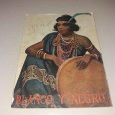 Coleccionismo de Revistas y Periódicos: REVISTA BLANCO Y NEGRO. Nº1745, 26 DE OCTUBRE DE 1924. Lote 212314051