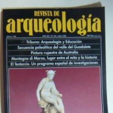 Coleccionismo de Revistas y Periódicos: REVISTA DE ARQUEOLOGIA N º 135. Lote 212321675