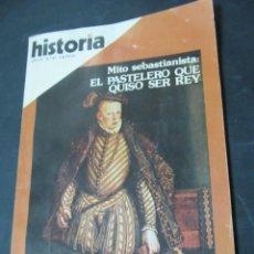 Colecionismo de Revistas e Jornais: REVISTA HISTORIA AÑO VI Nº 67 LA OTAN ESCLAVITUD GUERRA CIVIL BERNINI MADRIGAL Y ++. Lote 212402080